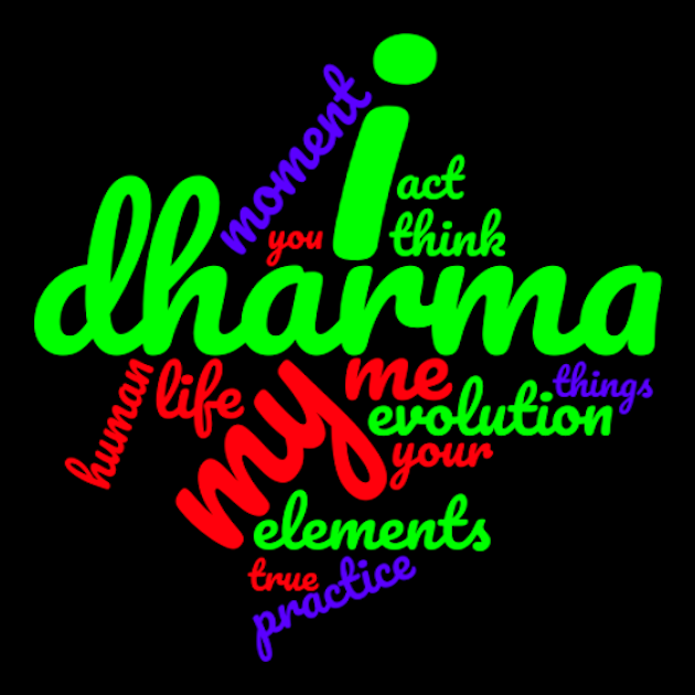 combined mydharma word frequency